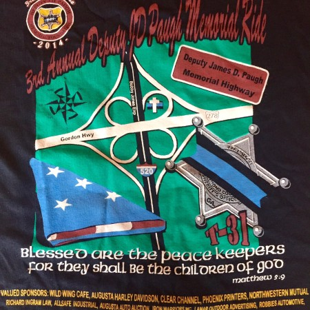 3rd Annual Ride Shirt (2014)